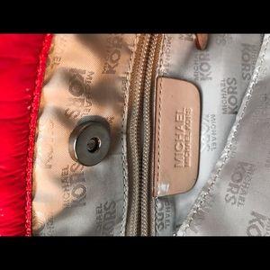 MICHAEL Michael Kors Bags - Michael by Michael Kors hot pink logo tote